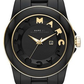 MARC BY MARC JACOBS - black on black