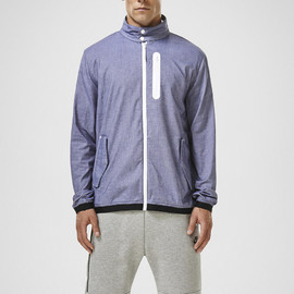 Nike, fragment design - NIKE COURT HARRINGTON BY FRAGMENT