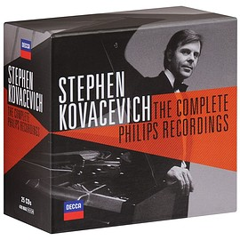 Stephen Kovacevich - The Complete Philips Recordings