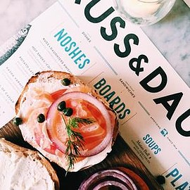 Russ & Daughters Café, NYC