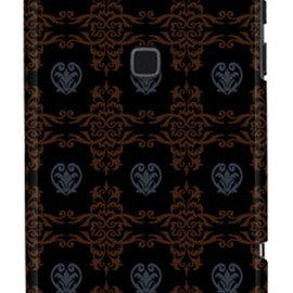 SECOND SKIN - NOIZ-DAVI 「z.c.t-dna」 / for ARROWS X F-02E/docomo