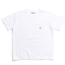THE NORTH FACE PURPLE LABEL - High Bulky H/S Pocket Tee-W