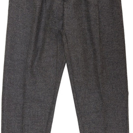 UMIT BENAN - Low Rise Pleated Trousers