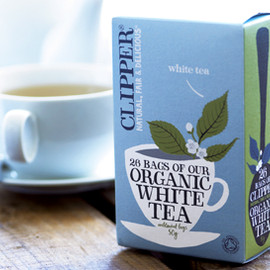 CLIPPER - ORGSNIC WHITE TEA