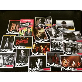 Peel&Lift - Sex Pistols Photo CardSet(include16photos)