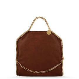 Stella McCartney - Stella McCartney, Falabella Shaggy Deer Fold Over Tote