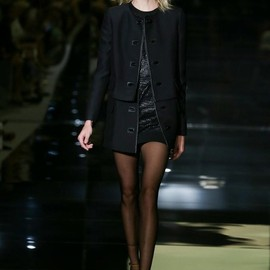 TOM FORD - Spring 2015 Ready-to-Wear Tom Ford Model Lexi Boling (STORM)