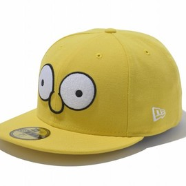 New Era - 59FIFTY The Simpsons™ BART FACE イエロー