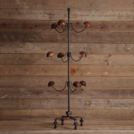 EXIT METAL WORK SUPPLY - hat stand