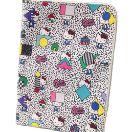 MEDICOM TOY - HELLO KITTY×FABRICK(R)×stereo tennis シリーズ DOCUMENT CASE