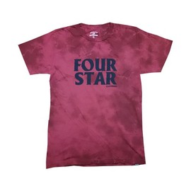 FOURSTAR - FOUR HERO LIGHTNING WASH (Red)