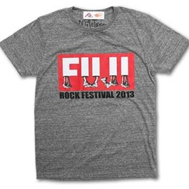 "BEAMS× NuGgETEE - 【BEAMS×FRF13 – NuGgETEE ""FUJI""Tシャツ】"