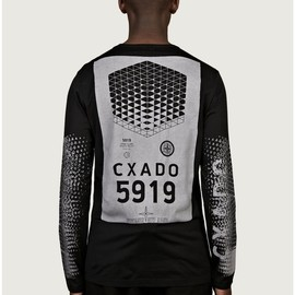 Stone Island Shadow Project - Men's Printed Catch Pocket T-Shirt