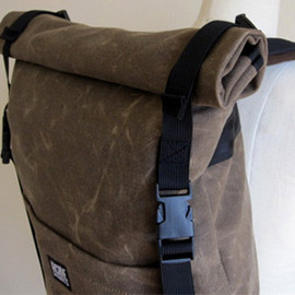 ARCHIVE BAGS - Rolltop Backpack