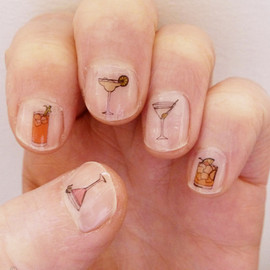 kate broughton - nail-cocktail
