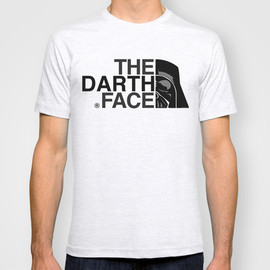 Mike Oncley - The Darth Face T-shirt