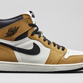 NIKE, Jordan Brand - AIR JORDAN 1 RETRO HIGH OG - Rookie Of The Year
