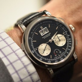 A. Lange & Sohne - Datograph Up/Down Platinum