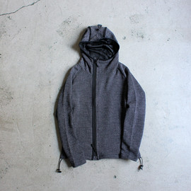 curly - Curly SP RIDERS PARKA (SALT & PEPPER)