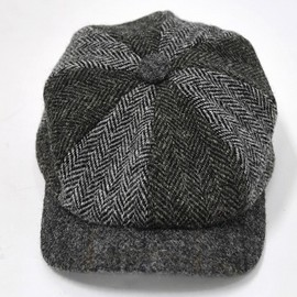 INDUSTRIAL DESIGN - HARRIS TWEED HUNTING CAP