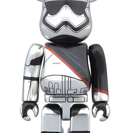 MEDICOM TOY - BE@RBRICK CAPTAIN PHASMA(TM) 100%