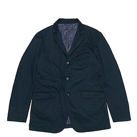 ENGINEERED GARMENTS - Andover Jacket-Chino Twill-Dk.Navy