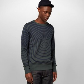 YMC - Vertigo Sweat (green)