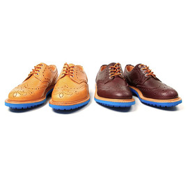 UNION & Mark McNairy Saddle Waxed Country Brogue (V3)
