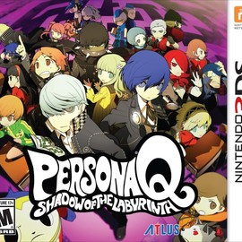 ATLUS - Persona Q: Shadow of the Labyrinth - Nintendo 3DS Standard Edition