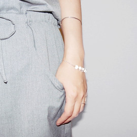 in her - Five crystalball bracelet