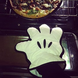 Disney - Mickey Mouse Oven Glove
