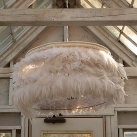 Rachel Ashwell Shabby Chic Couture - Feather Light Chandelier
