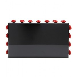 Charlotte Olympia - Ring A Ring O Roses embellished clutch