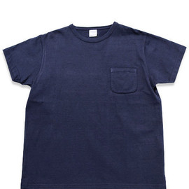 CAMBER - MAX WEIGHT POCKET SS TEE  NAVY