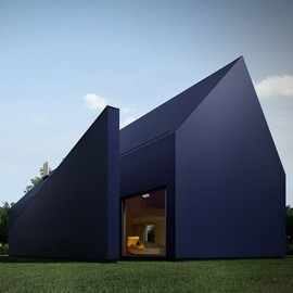 Momoo Architects - l-House, Poland
