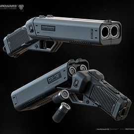 ArtStation - DX-12 'Punisher Ivan Santic