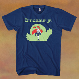 Dinosaur jr. - Dinosaur Jr / Monster T- Shirt