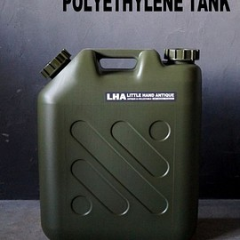 LITTLE HAND ANTIQUE - POLYETHYLENE TANK