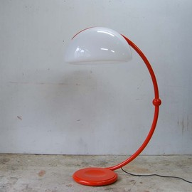 Martinelli Luce - Serpente (Floor Lamp) by  Elio Martinelli