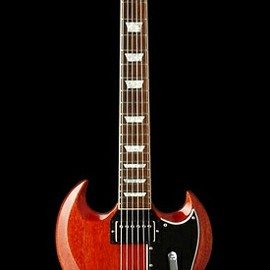 Gibson - Gibson SG Standard 1961 with Bigsby.