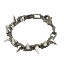 Joomi Lim - Double Spike Chain Bracelet