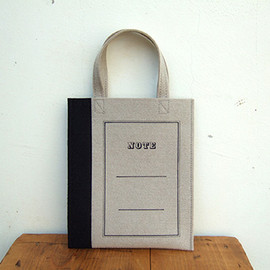 yuruliku - Note Bag mini