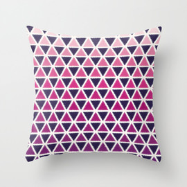 re:values - SANKAKU -sunset- Throw Pillow