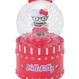 SANRIO - Hello Kitty Snowglobe