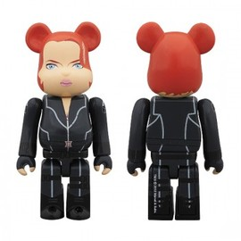 MEDICOM TOY - BE@RBRICK BLACK WIDOW