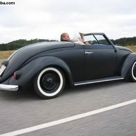 Volkswagen - All steel Roadster