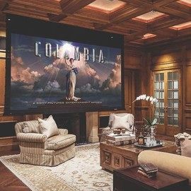 Theater room!!