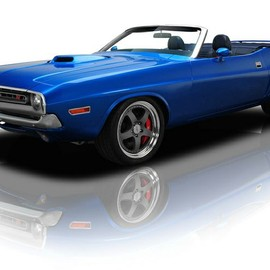 Dodge - 1971 Dodge Challenger R/T Convertible Pro-Touring 6.1 HEMI 6 Speed
