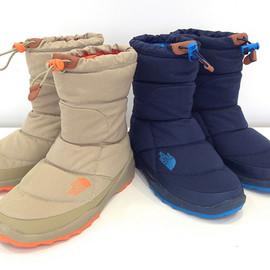 THE NORTH FACE - BEAMS別注 nuptse bootie
