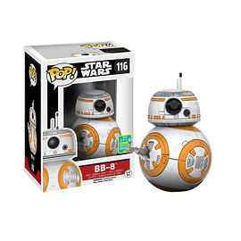 FUNKO - POP! - Star Wars Series: Star Wars The Force Awakens -  BB-8 (Thumbs Up Version)